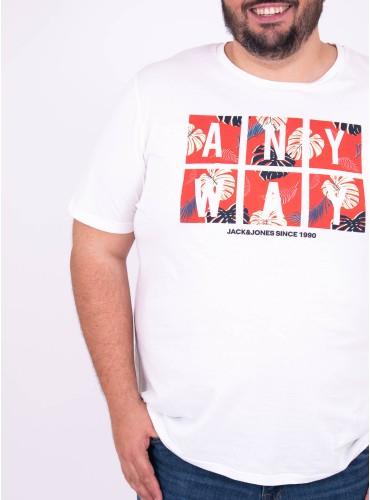 Camiseta Flame de JACK&JONES