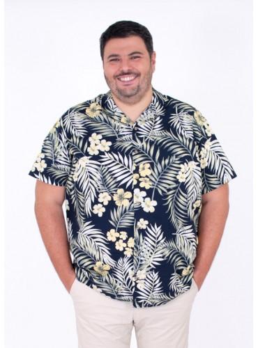 Camisa Tropical de JACK&JONES