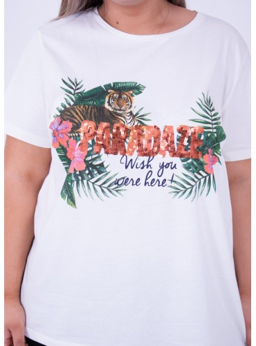 Camiseta Jungle de ONLY...