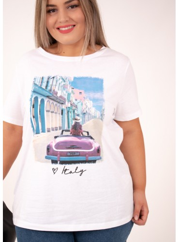 Camiseta California de ONLY...