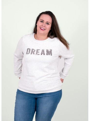 Sudadera Dream de Only...
