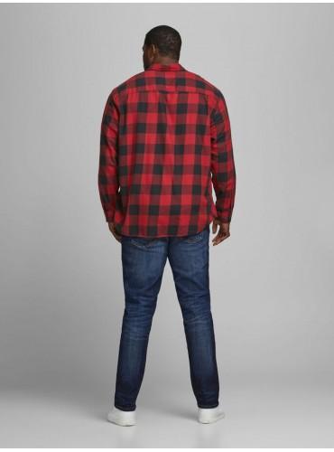 Camisa Gingham de JACK&JONES