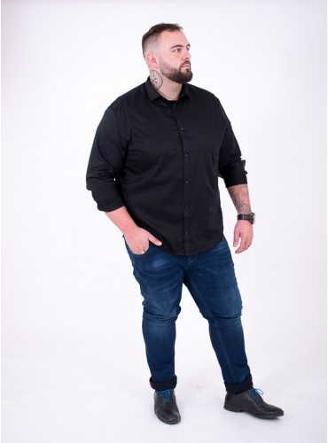 Camisa Parma Negra de...