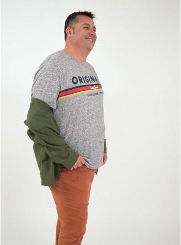 Camiseta Tuco Gris de...