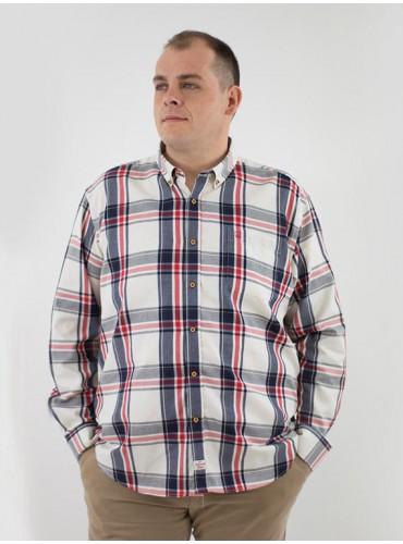 Camisa cuadros Tartán...