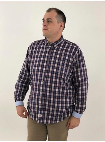 Camisa a cuadros vichy...