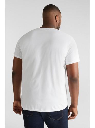 Camiseta Halfway Blanco de...