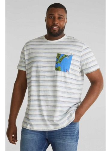 Camiseta Chad Blanco de ESPRIT