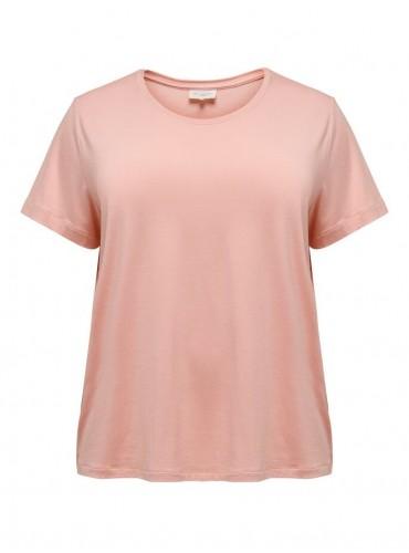 Camiseta Carmakoma Rosa de...