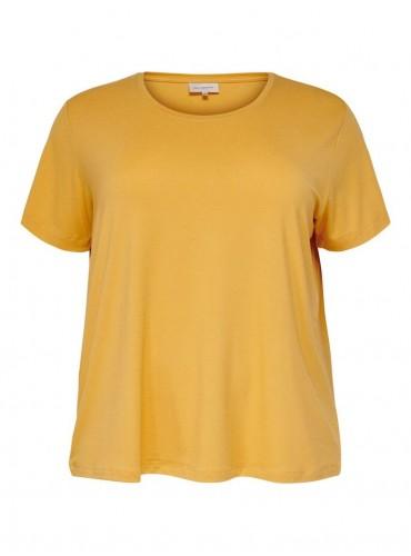 Camiseta Carmakoma Mostaza...