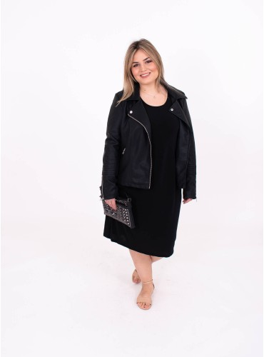 Vestido Clara Negro de ONLY...