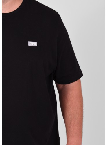 Camiseta Oschultz Negra de...