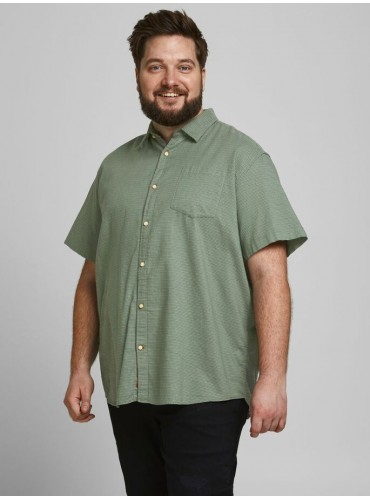 Camisa Abel Verde de...
