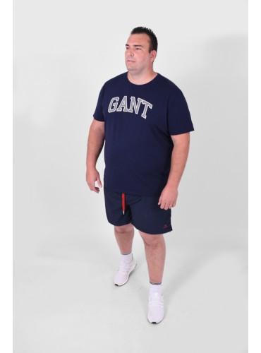 Camiseta Arch Marino de GANT