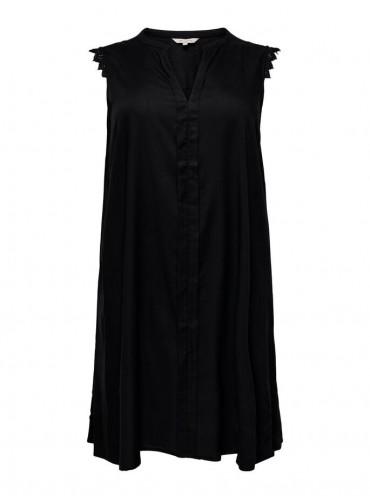 Vestido Mumi Negro de ONLY...