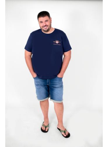 Camiseta Aran Marino de GANT