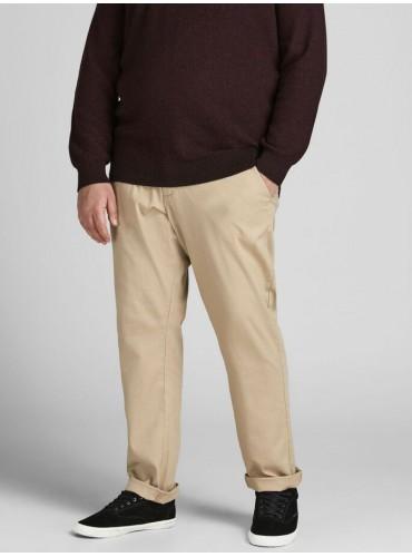Pantalón Dave Camel de...