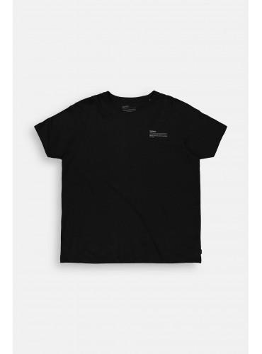 Camiseta Lucas Negro de ESPRIT