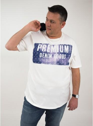 Camiseta Estampada Premium...