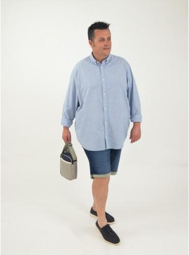 Camisa Summer Celeste de...