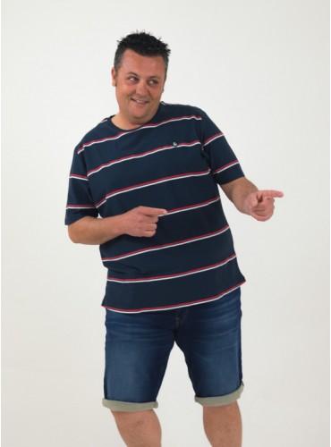 Camiseta Herringbone de...