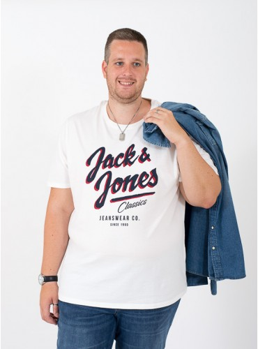 Camiseta Logo de JACK&JONES