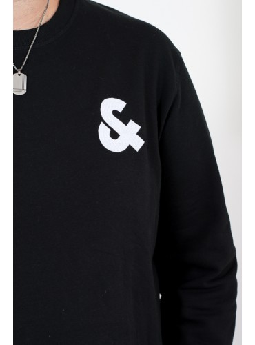 Sudadera Chest de JACK&JONES