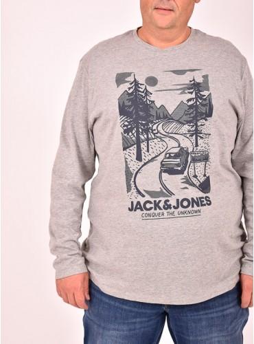 Camiseta Brandon de JACK&JONES