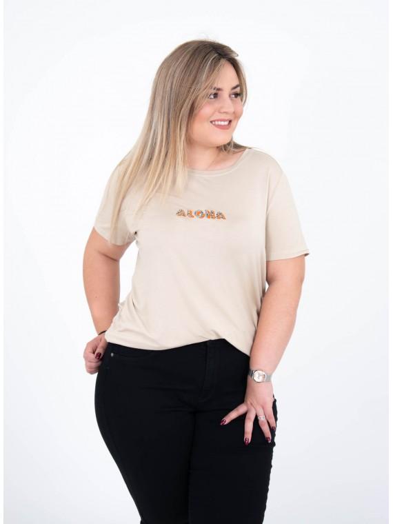 Camiseta Diva De Only Carmakoma