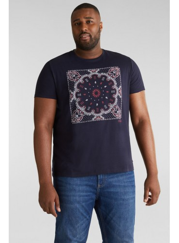 Camiseta Halfway Marino de...