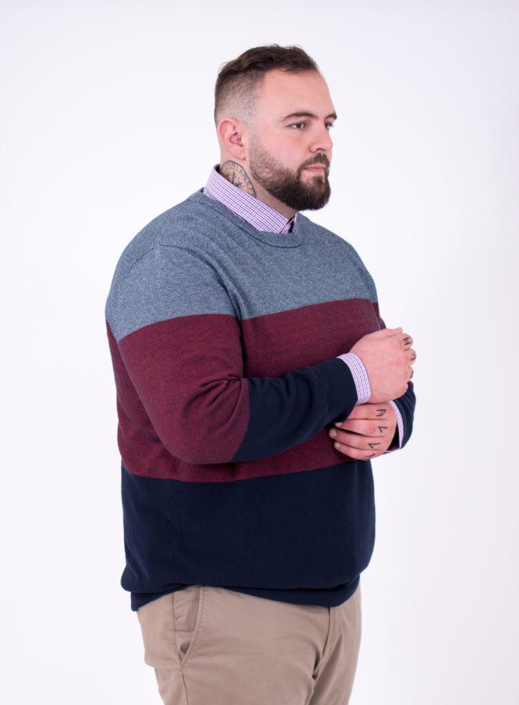 jersey de hombre tallas grandes en rebajas