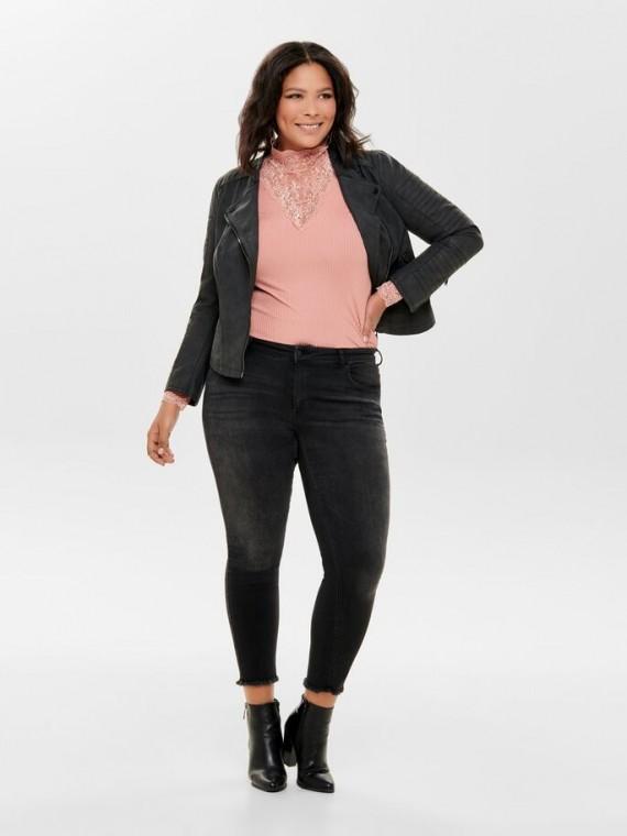 looks con jeans negros